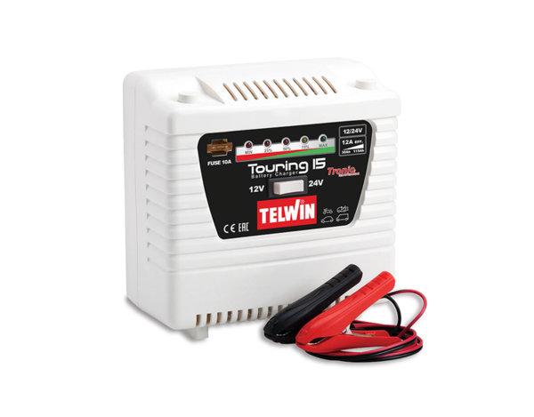 Зарядно за акумулатор Touring 15 - 12/24 V
