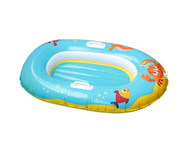 Надуваема детска лодка - 89 x 137 cm