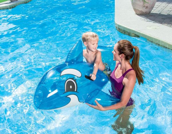 Надуваем кит - 85 x 150 cm
