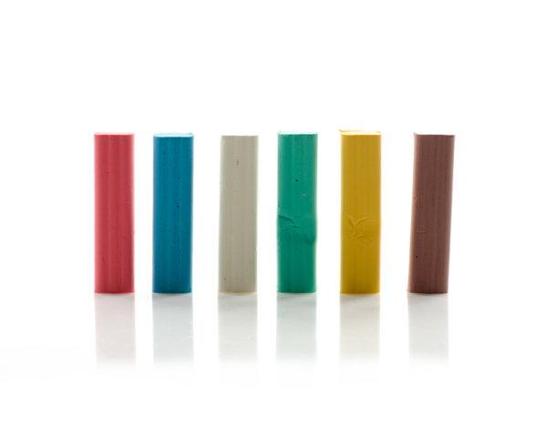 Комплект пластилин - 6 цвята