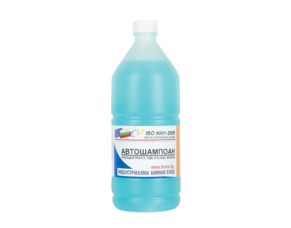 Автошампоан за ръчно миене - 1 kg
