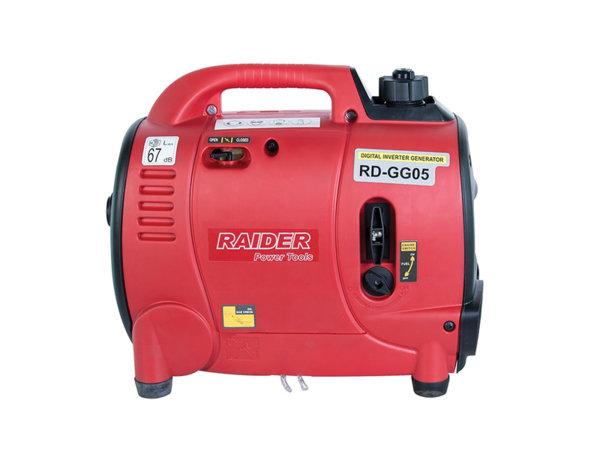 Инверторен генератор RD-GG05 - четиритактов, 1000 W