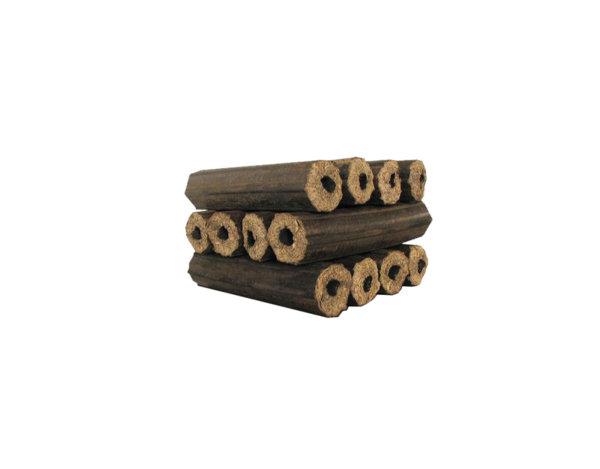 Чамови екобрикети - 10 kg