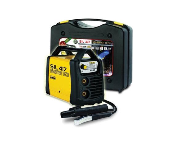 Заваръчен апарат SIL 417 - 230 V, 170 A