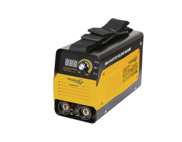 Инверторен заваръчен апарат Compact ARC 200 - 230 V, 200 А