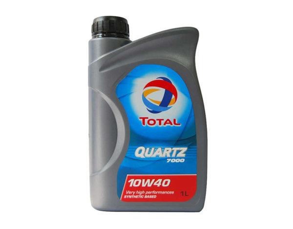 Четиритактово синтетично масло Quartz 10W40 - различни разфасовки