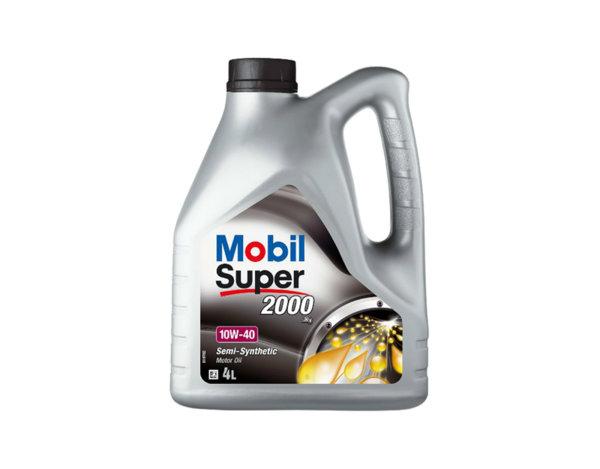 Полусинтетично масло 10W-40 - различни разфасовки