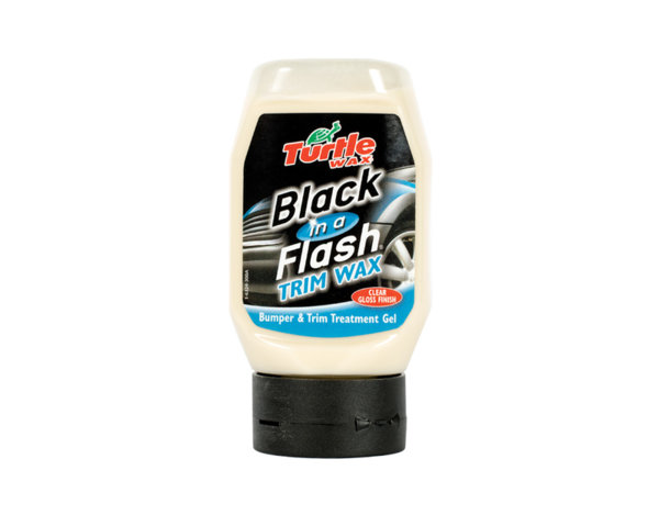 Препарат за пластмаси Black In A Flash - 300 ml