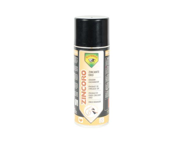 Цинков спрей Zingoro - златист, 400 ml