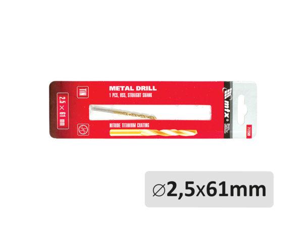 Свредло за метал - ø2 x 49 mm
