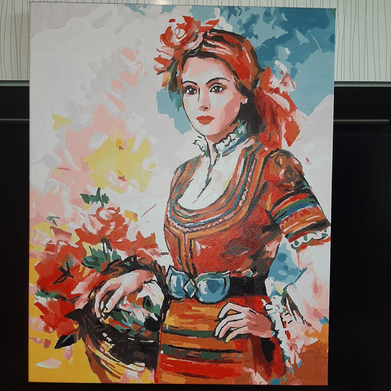 От Гълъбина Борисова