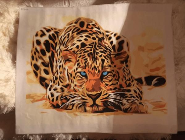 Леопардът