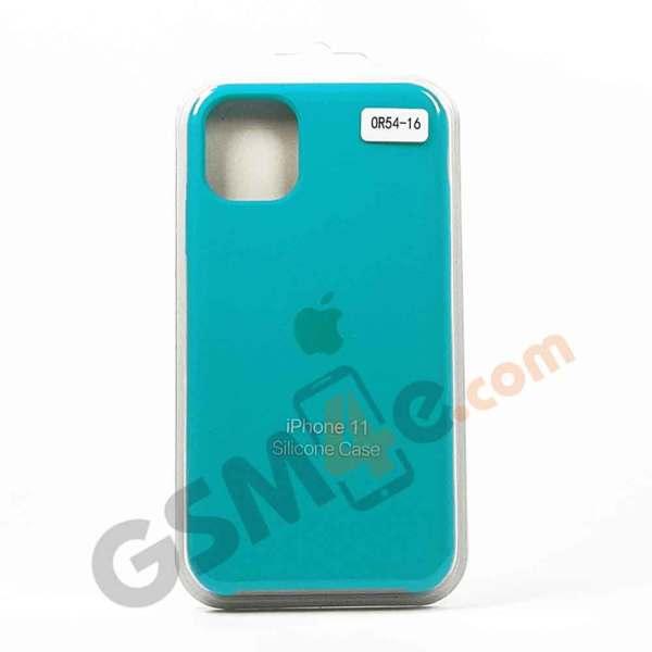 Луксозен силиконов гръб / кейс за iPhone 11 Pro цвят 16