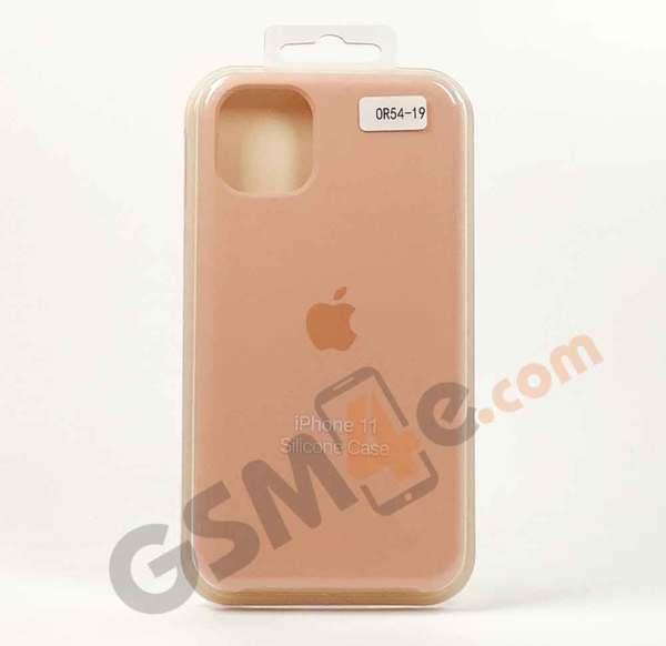 Луксозен силиконов гръб / кейс за iPhone 11 Pro цвят 19