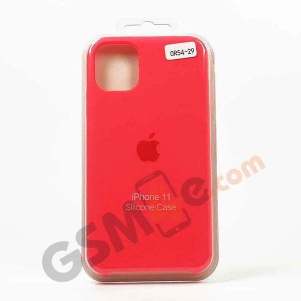 Луксозен силиконов гръб / кейс за iPhone 11 Pro цвят 29