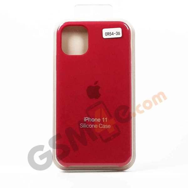 Луксозен силиконов гръб / кейс за iPhone 11 Pro цвят 36