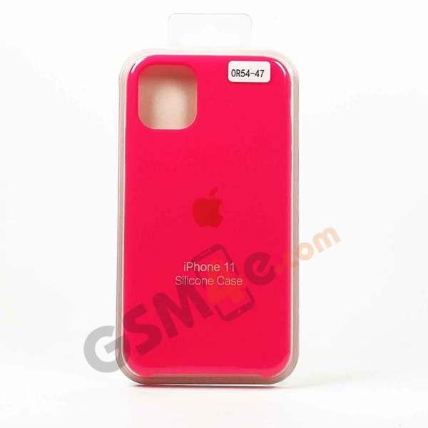 Луксозен силиконов гръб / кейс за iPhone 11 Pro цвят 47