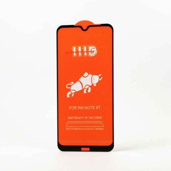 Стъклен протектор5D Full Glueза Xiaomi Redmi Note 8T