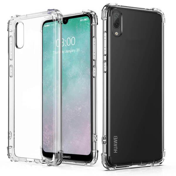 Удароустойчив калъф / кейс Clear Armor Caseза Huawei Y5 2019