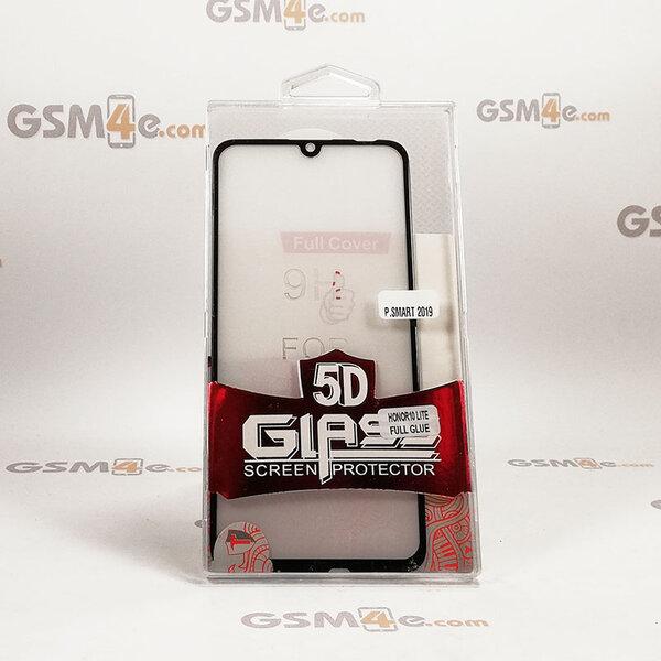 Стъклен протектор5D Full Glueза Huawei Honor 10 Lite