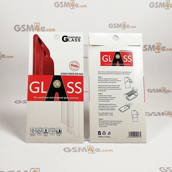 Iphone XS - Противоударен стъклен протектор Tempered Glass