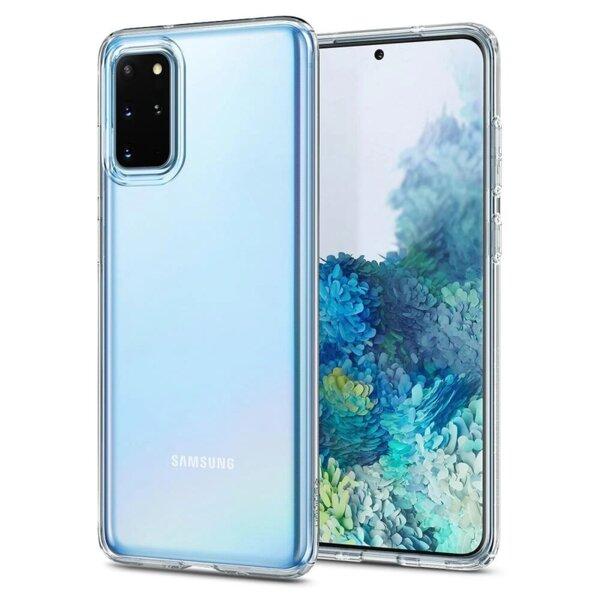 Оригинален кейс / гръб / калъф заSamsung Galaxy S20 PlusSpigenLiquid Crystal®