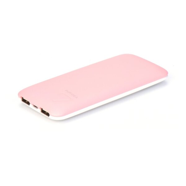 Външна батерия / Power Bank PURIDEA S5 7000 mAh pink