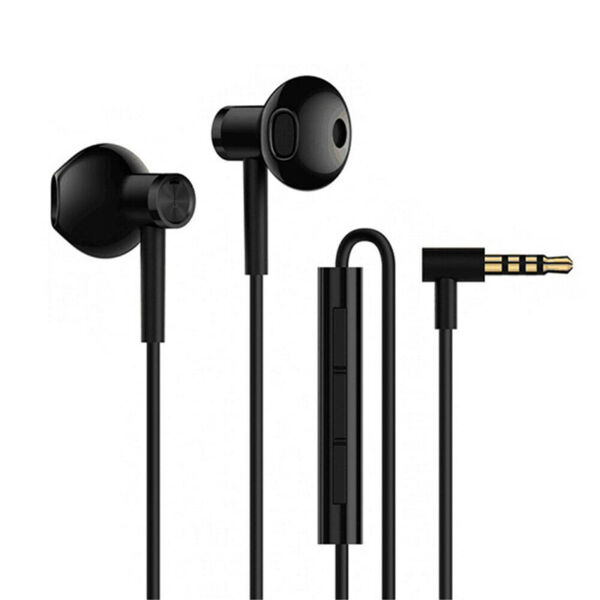 Оригинални слушалки Xiaomi Mi Dual Driver Earphones ZBW4407TY(черни)