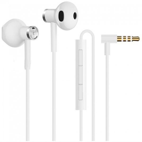 Оригинални слушалки Xiaomi Mi Dual Driver Earphones ZBW4406TY(бели )