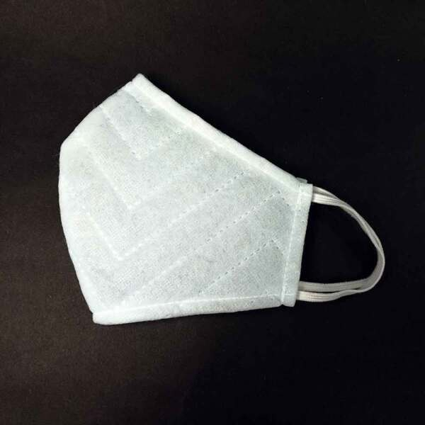 Комплект 5 предпазни маски за лице за многократна употреба - размер XL