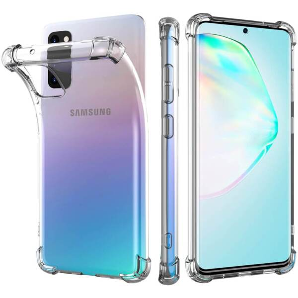 Удароустойчив калъф / кейс Clear Armor Caseза Samsung Galaxy A71
