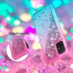 Изящен противоударен гръб / кейс / калъф с воден разтворзаSamsung Galaxy A71