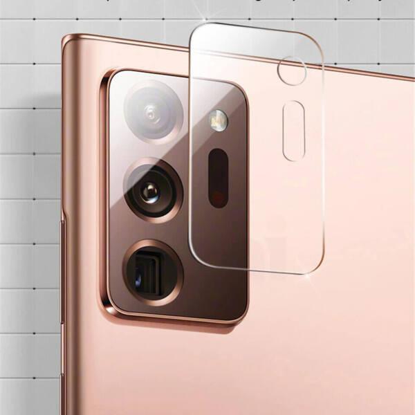 Стъклен протектор за камерата на Samsung Galaxy Note 20 Ultra