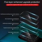 Стъклен протектор за камерата на Samsung Galaxy Note 20