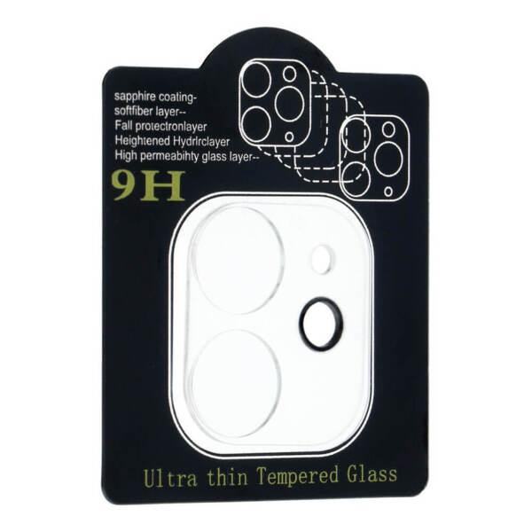 Стъклен протектор за камерата на iPhone 11