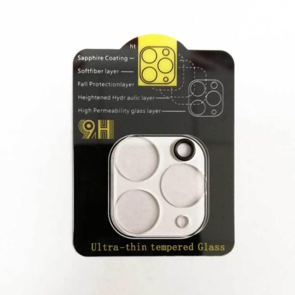 Стъклен протектор за камерата на iPhone 11 Pro