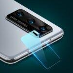 Стъклен протектор за камерата на Huawei P Smart 2021