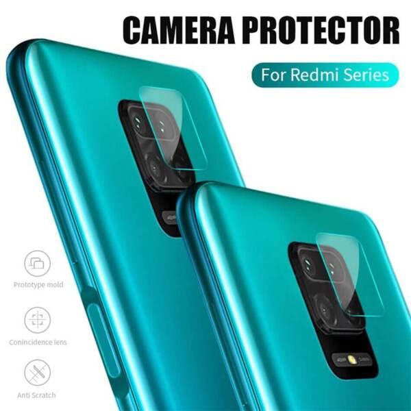Стъклен протектор за камерата на Xiaomi Redmi Note 9