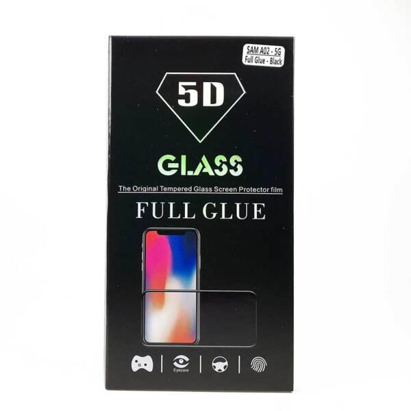 Стъклен протектор 5D Full Glue за Samsung Galaxy A02S
