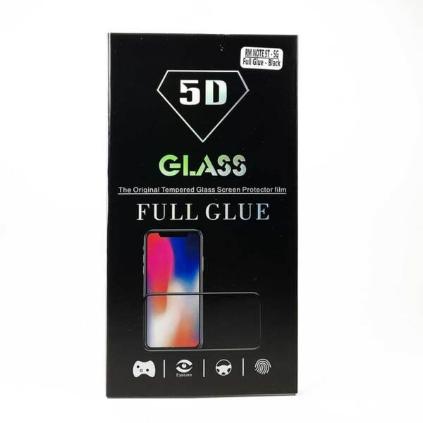 Стъклен протектор 5D Full Glue за Xiaomi Redmi Note 9T