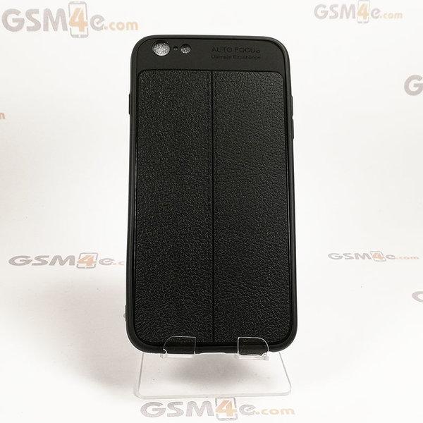 Iphone 6 Plus/6S Plus - Луксозен силиконов 360 градусов калъф / кейс с нано протектор