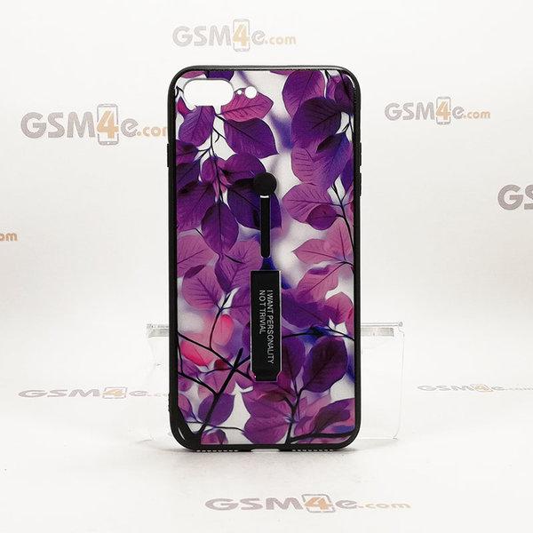 Луксозен гръб MOSS с холдър за iPhone 7 Plus / iPhone 8 Plus