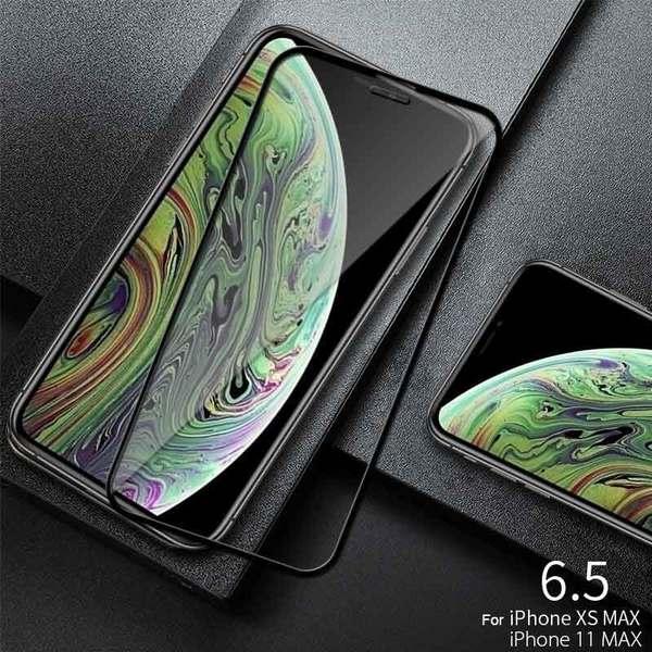Стъклен протектор 5D Full Glue за iPhone XS Max