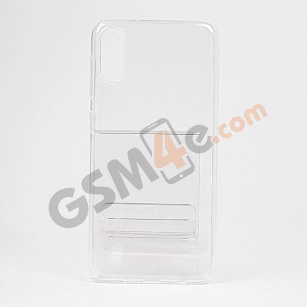 Прозрачен силиконов кейс / гръб / калъф за Samsung Galaxy M10