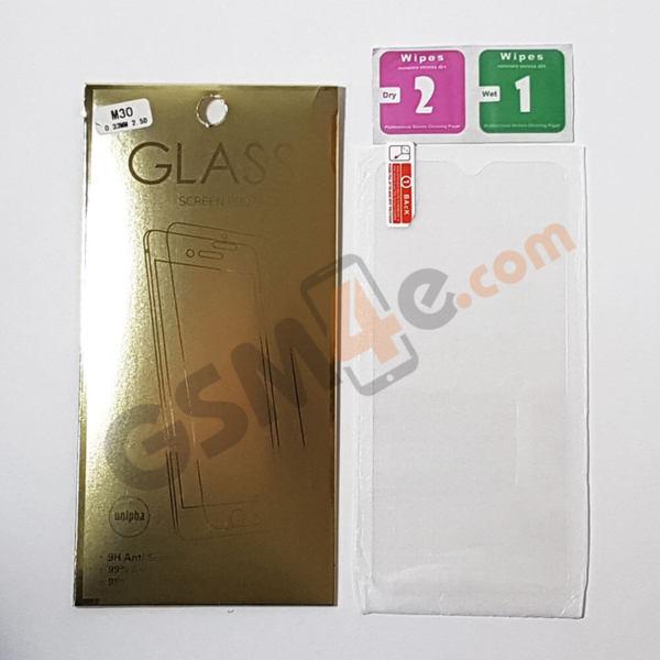 Samsung Galaxy M30 - Противоударен стъклен протектор Tempered Glass