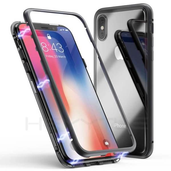 Magneto Case за iPhone X / XS черен