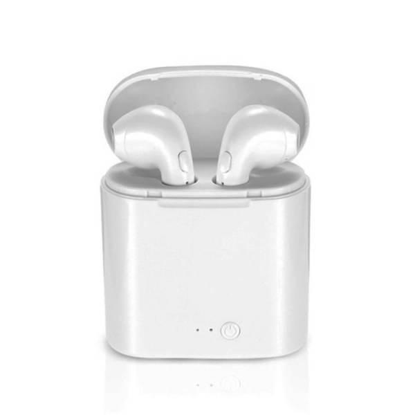 Безжични Bluetooth 4.2 + EDR стерео слушалки airpods i7 TWS Mini