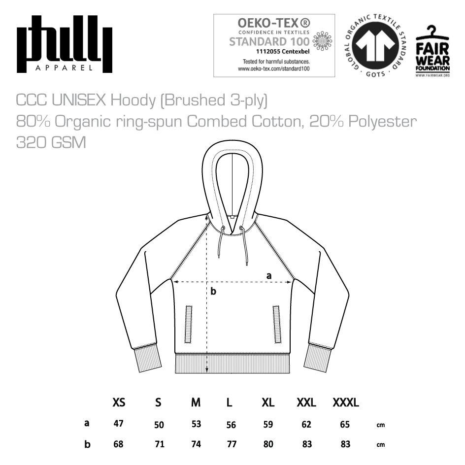 DLG - unisex hoody-Copy