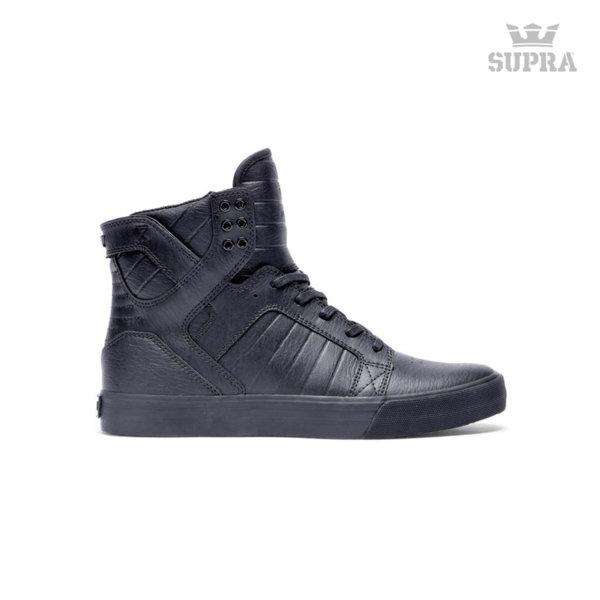 Supra - SKYTOP black (37.5)