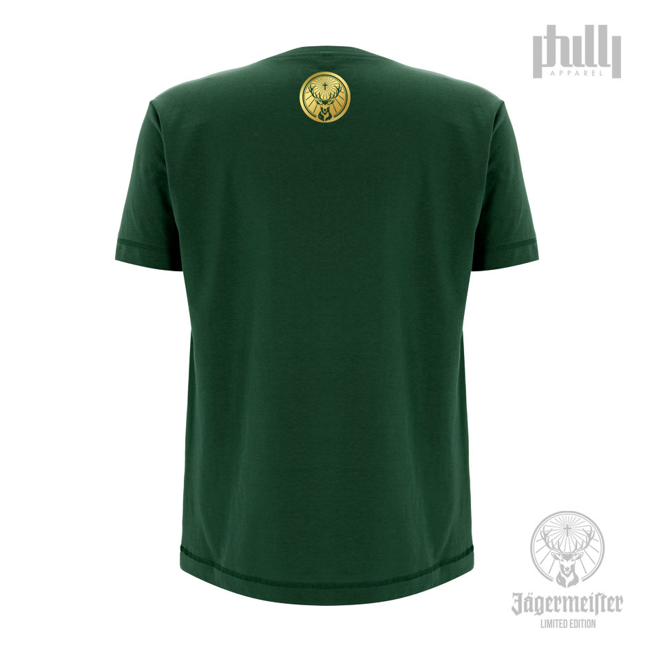 Jägermeister official merch by Philly (urban tee)